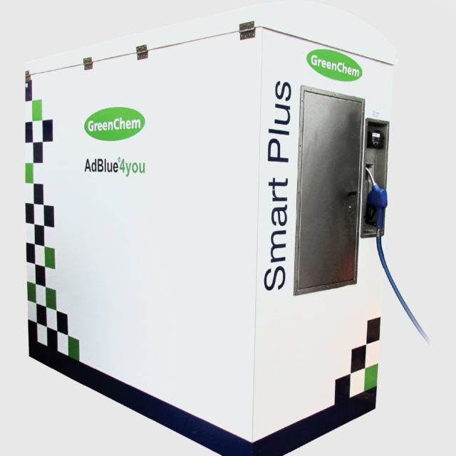 Smart Plus AdBlue4you Greenchem Bulk storage